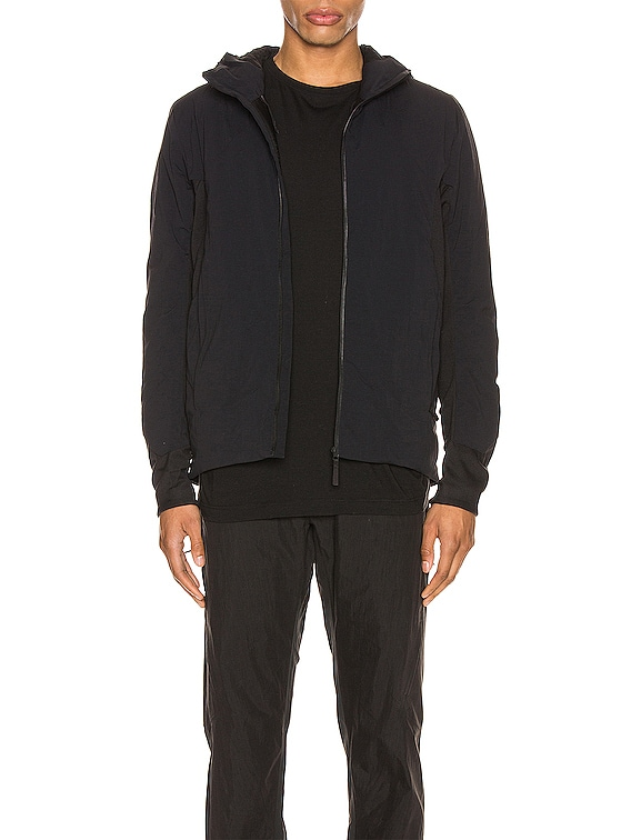 Mionn IS Comp Hooded Jacket in Black