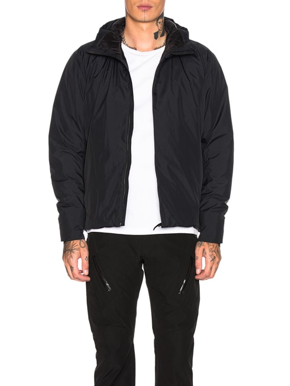 Anneal Down Jacket in Black