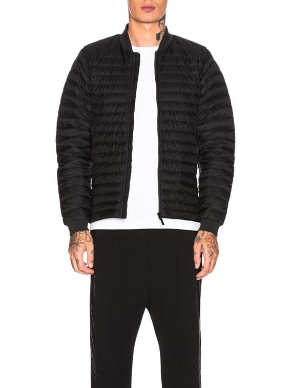 Conduit Light Jacket in Black