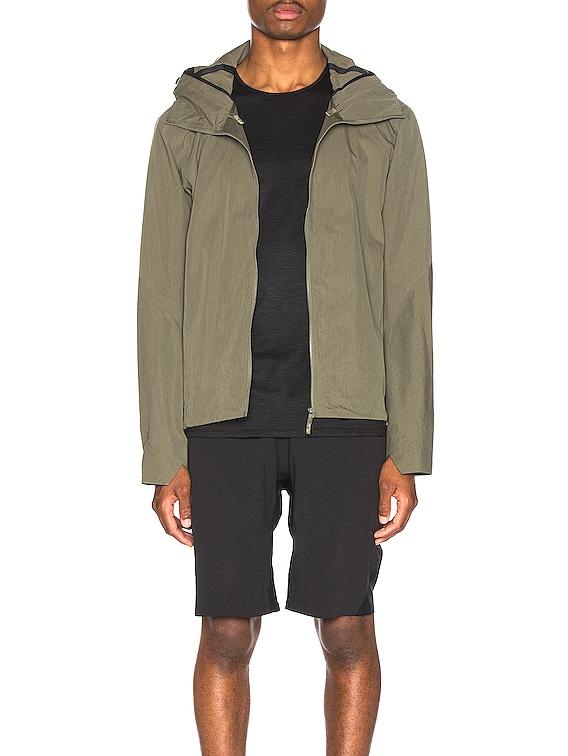 Isogon Jacket in Loden