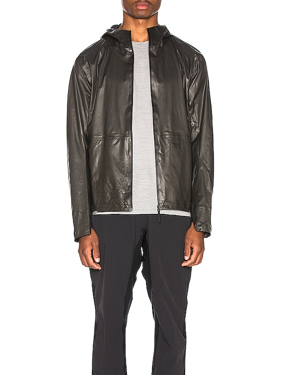 Rhomb Jacket in Black