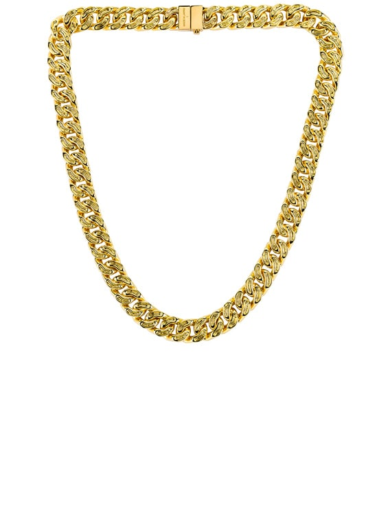 Classic Chain 7 Necklace in Gold