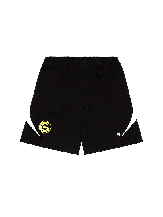 Soccer Shorts in Black