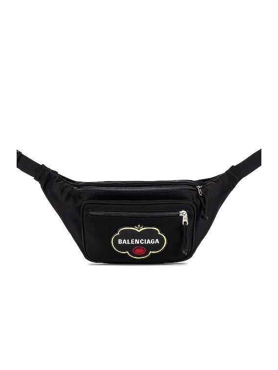Explorer Belt Pack in Black