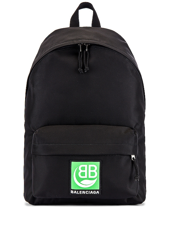 Explorer Backpack in Black