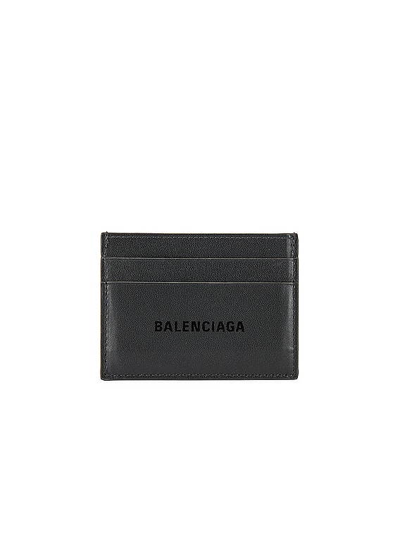 Cash Card Holder in Dark Grey & Light Black