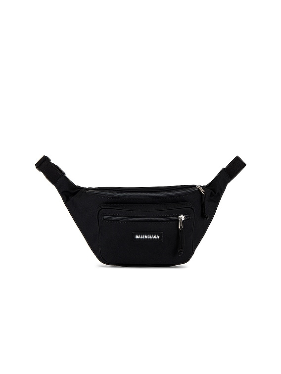 Explorer Beltpack in Black