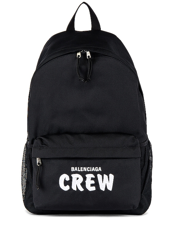 Backpack in Black & White