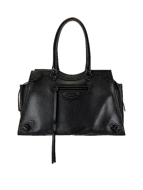 Neo Classic City Bag in Black