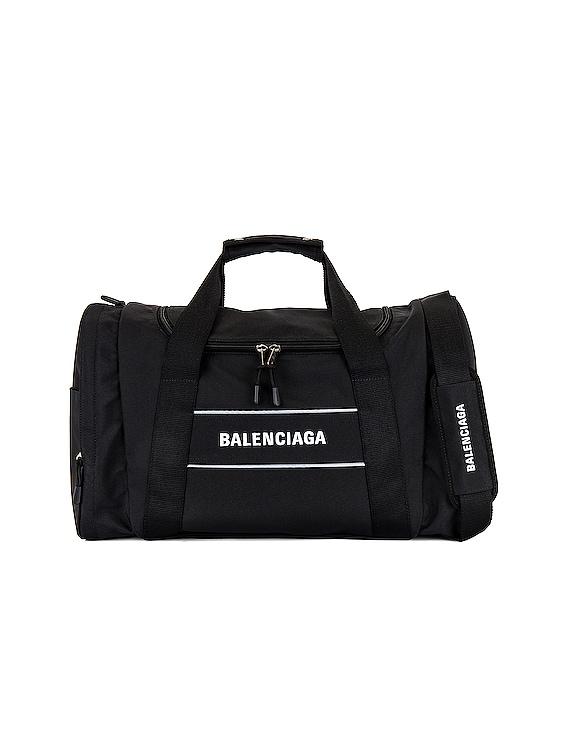 Sport N-S Tote Bag in Black