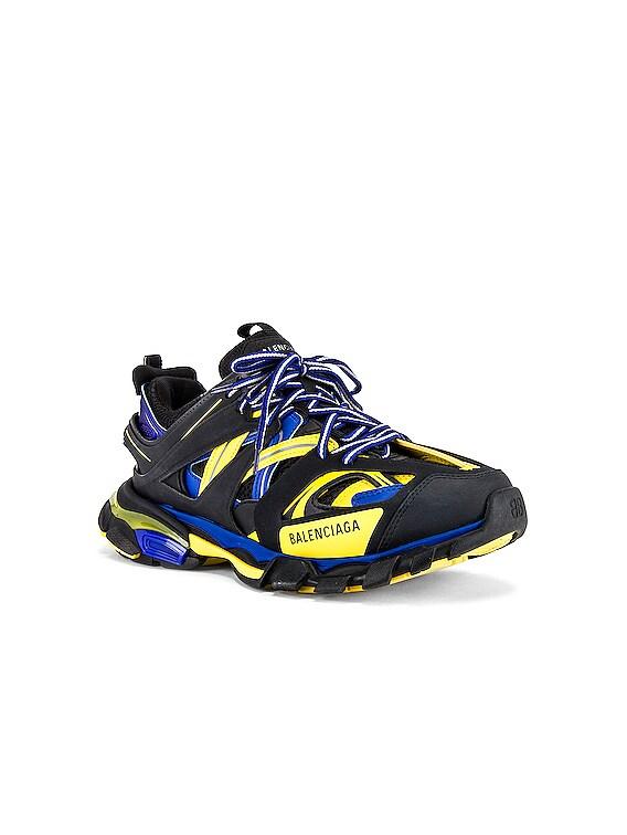 Balenciaga Track Sneaker in Black