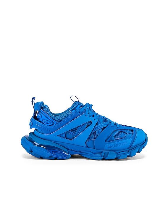 Balenciaga Track Sneaker in Screen Blue