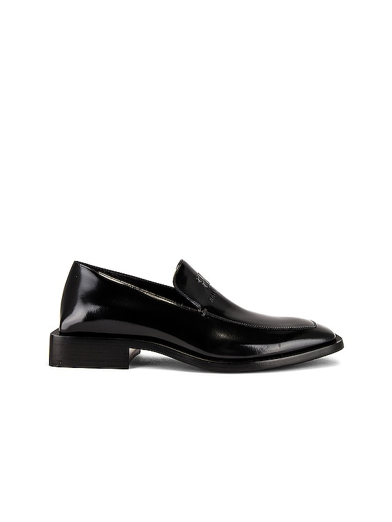 Coin Rim Loafer L20 in Black