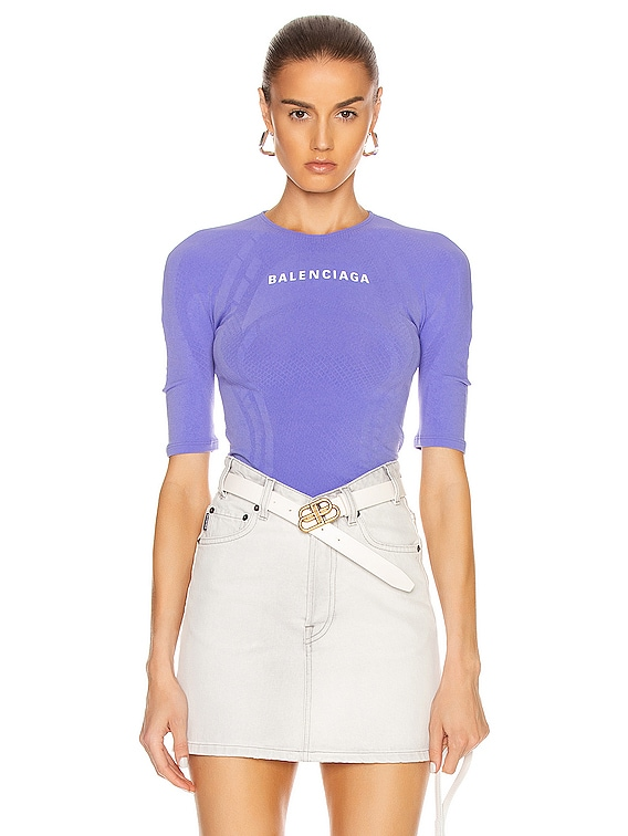 Athletic Top in Lilac