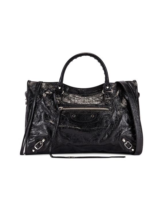 Classic City Bag in Black