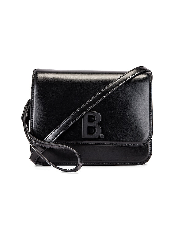 Small B Bag in Black
