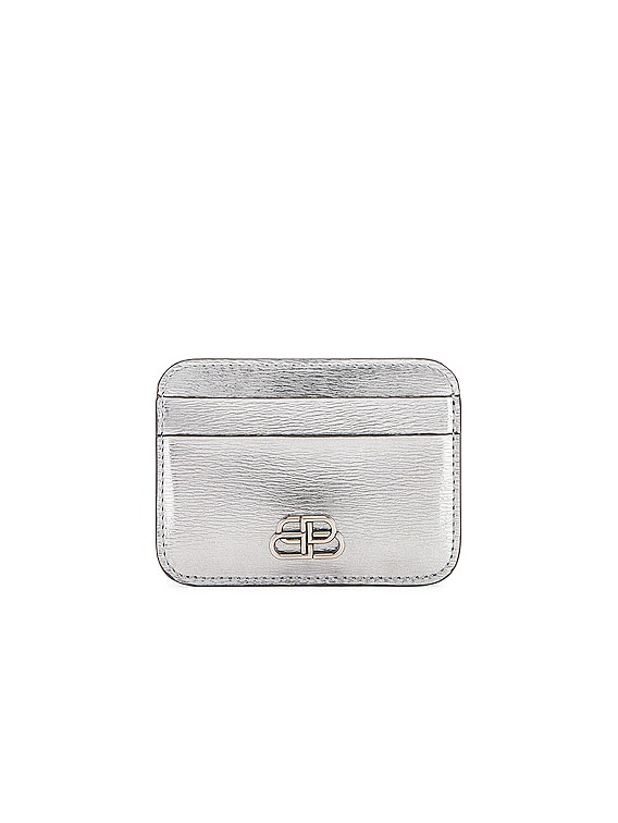 BB Card Holder in Silver