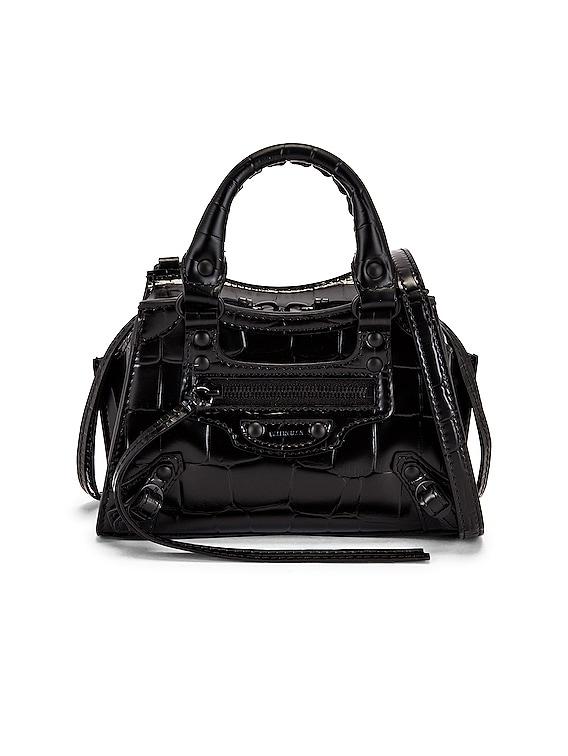 Nano Neo Classic Bag in Black