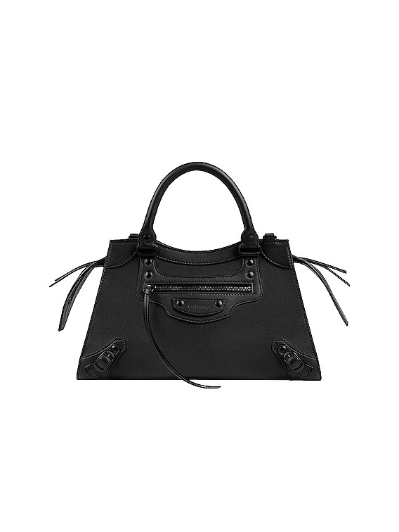 Small Neo Classic City Bag in Black