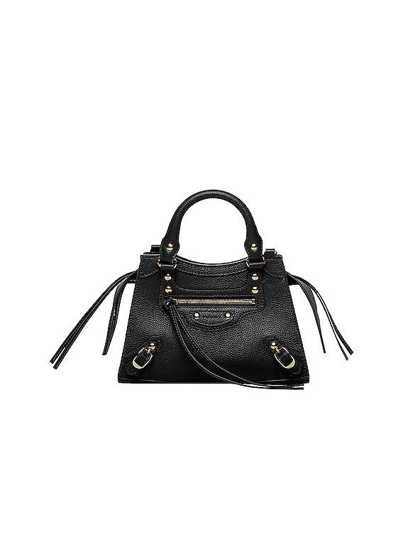 Mini Neo Classic City Bag in Black