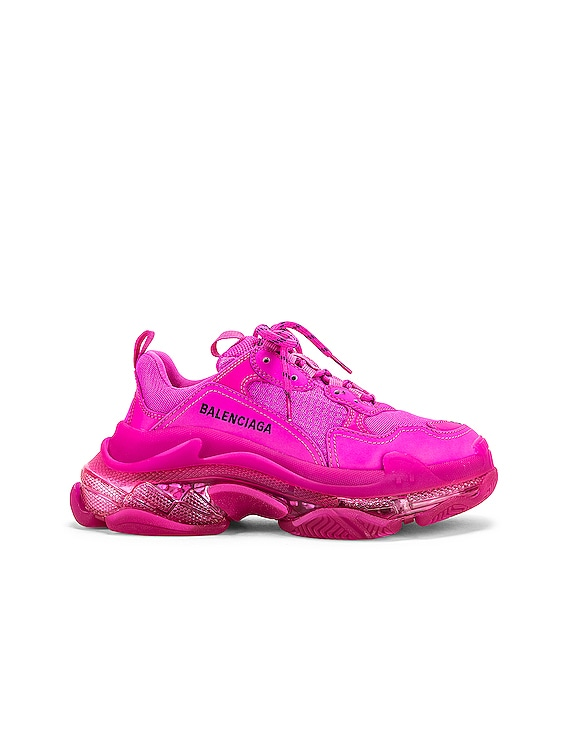 Triple S Sneakers in Pink