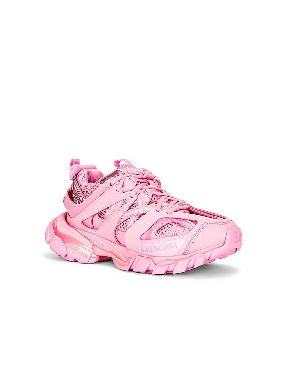 Balenciaga Track Sneakers in Pink   FWRD