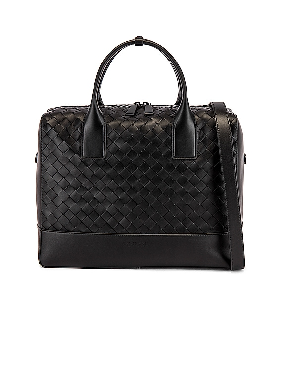 Duffle Bag in Nero