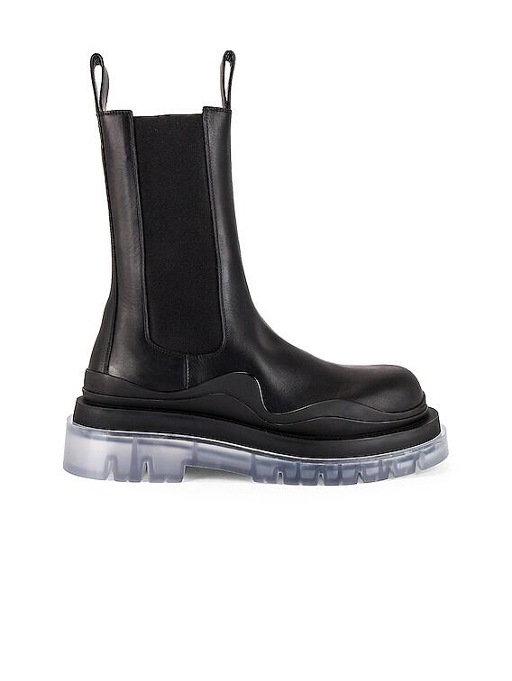 Boot in Black