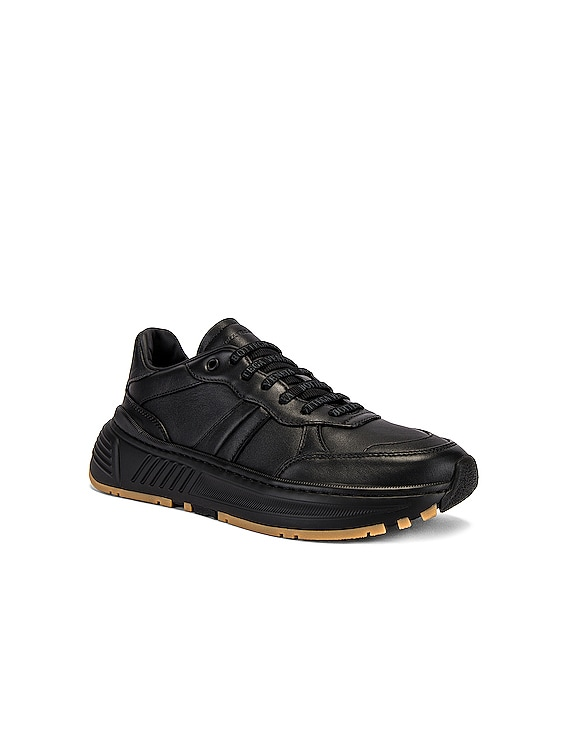 Speedster Sneaker in Black