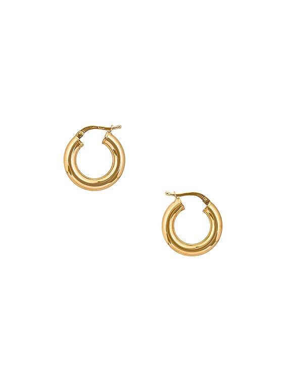 Orecchini Earrings in Yellow Gold