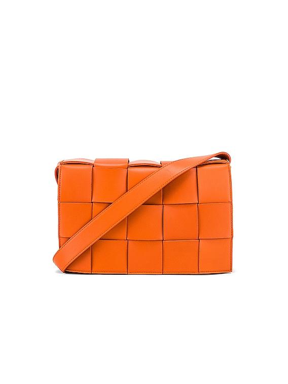 Bottega Veneta Small Woven Cassette Bag