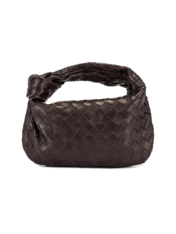 Mini Jodie Bag in Fondente & Gold
