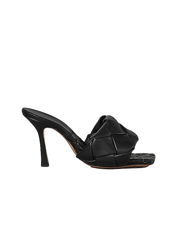 BV Lido Sandals in Black