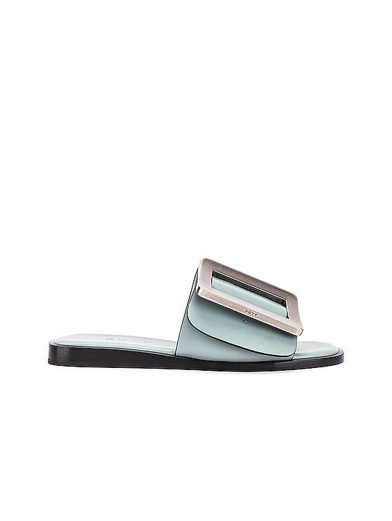 Sandal in Seafoam