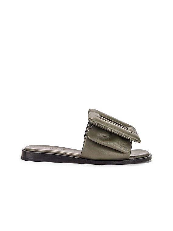 Puffy Sandal in Kalamata
