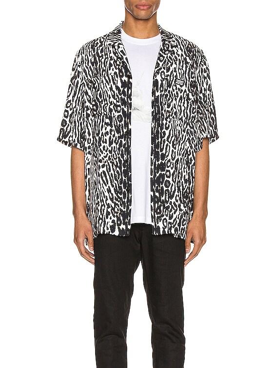 Radley Short Sleeve Shirt in Black IP Pattern