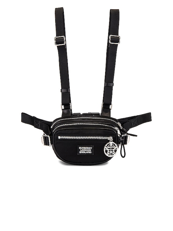 Cannon Backpack in Black