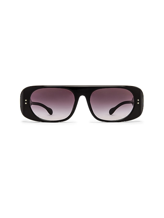 Blake Sunglasses in Black & Grey