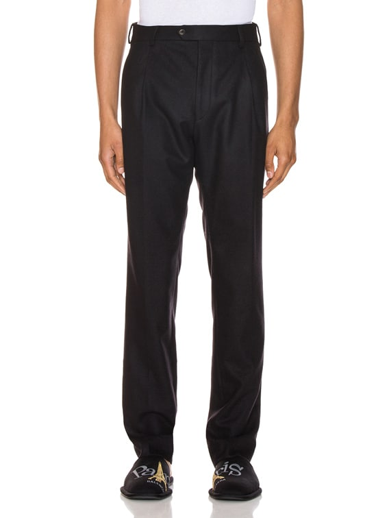 Midnight Trousers in Black
