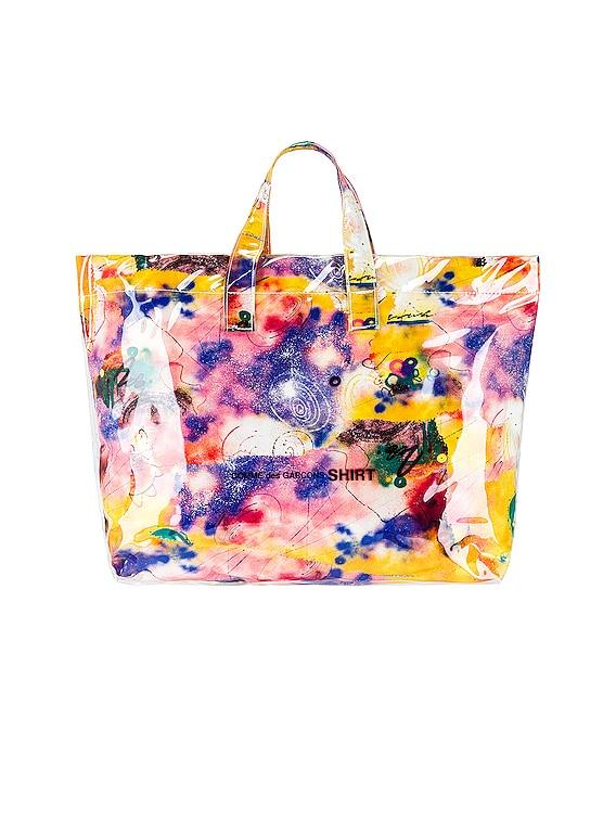 Futura Print Tote Bag in Print C