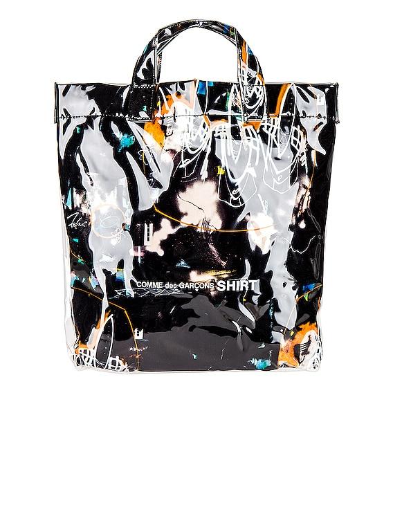 Futura Print Tote Bag in Print A
