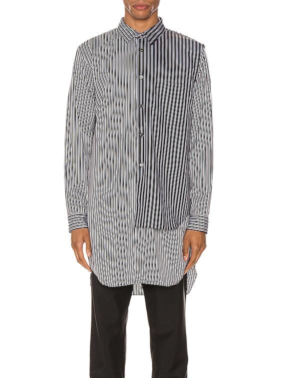 Shirt in I & J Pattern