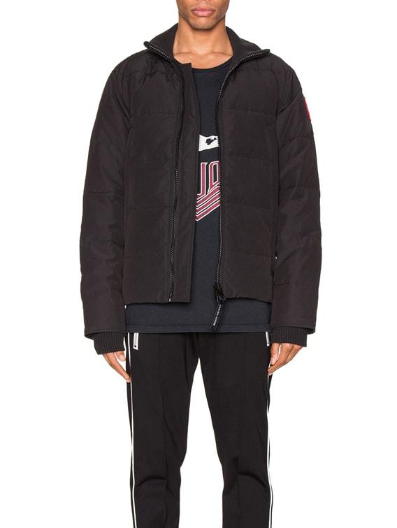Woolford Jacket in Black