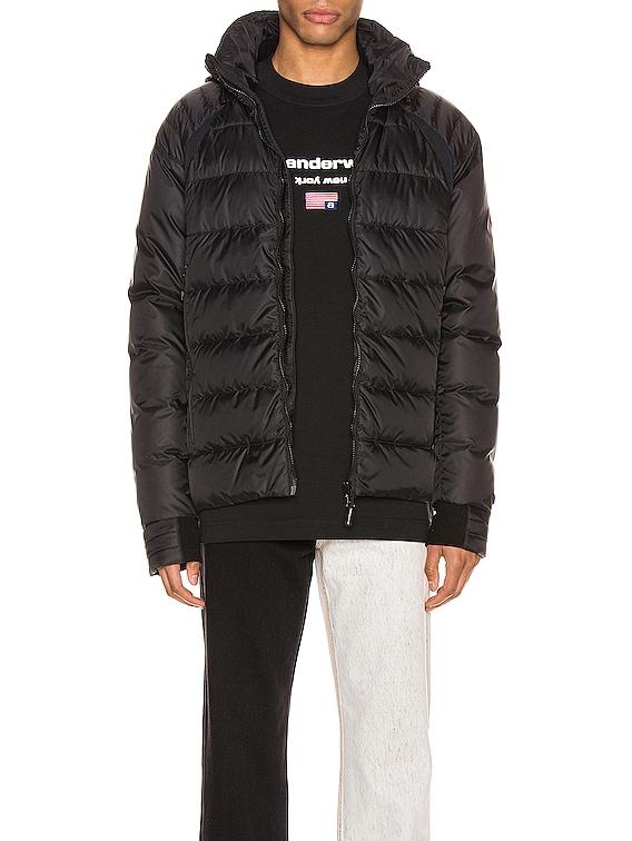 Hybridge Base Jacket in Black