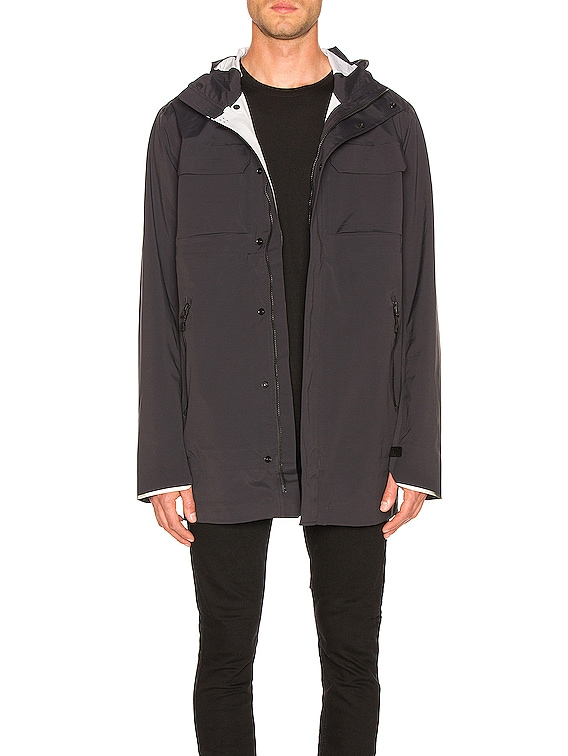 Wascana Jacket in Black