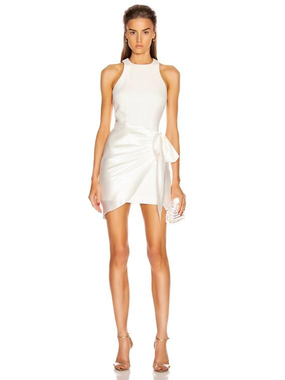 Windsor Dress in Ivory