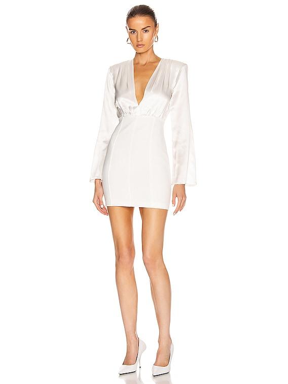 Sandy Dress in Ivory