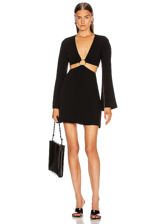 Sola Dress in Black