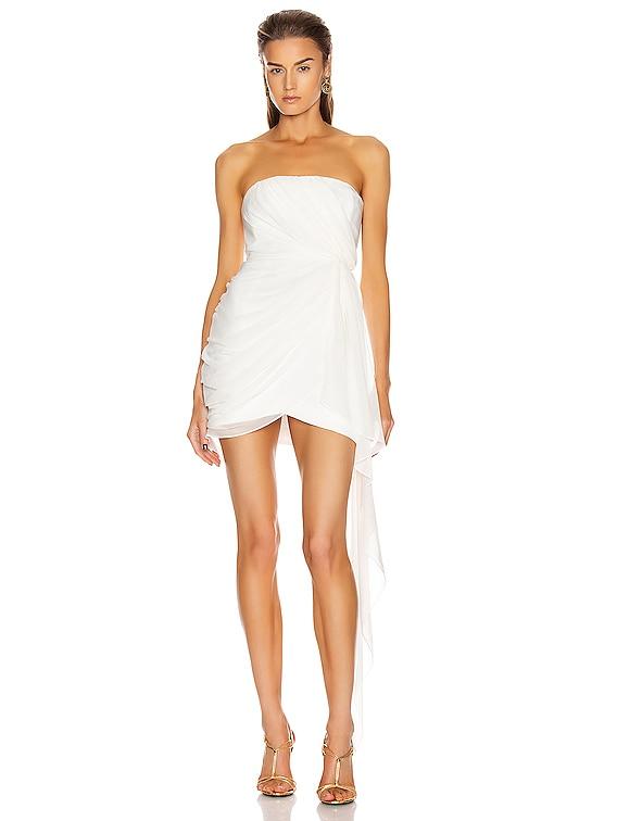 Yuki Dress in Ivory