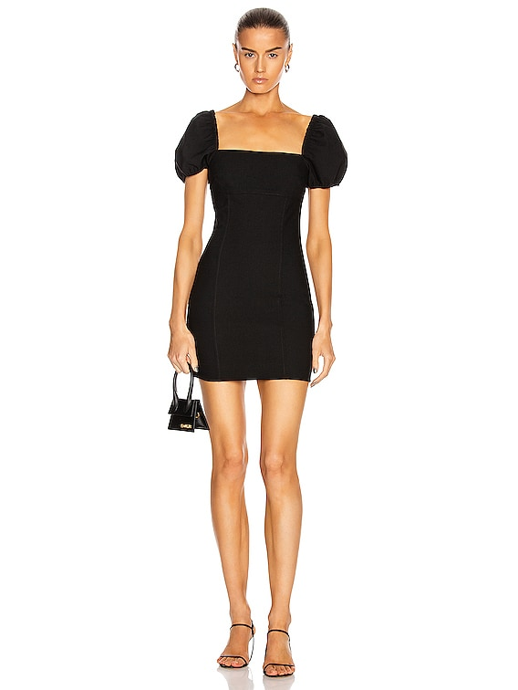 Havana Dress in Black